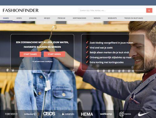 screenshot_homepage Fashionfinder.jpg