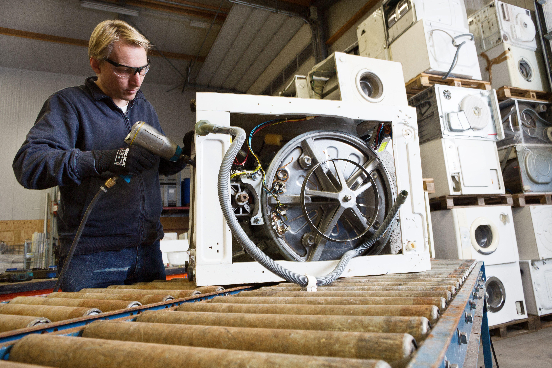 Circulaire economie levert veel banen op voor mensen met afstand tot arbeidsmarkt
