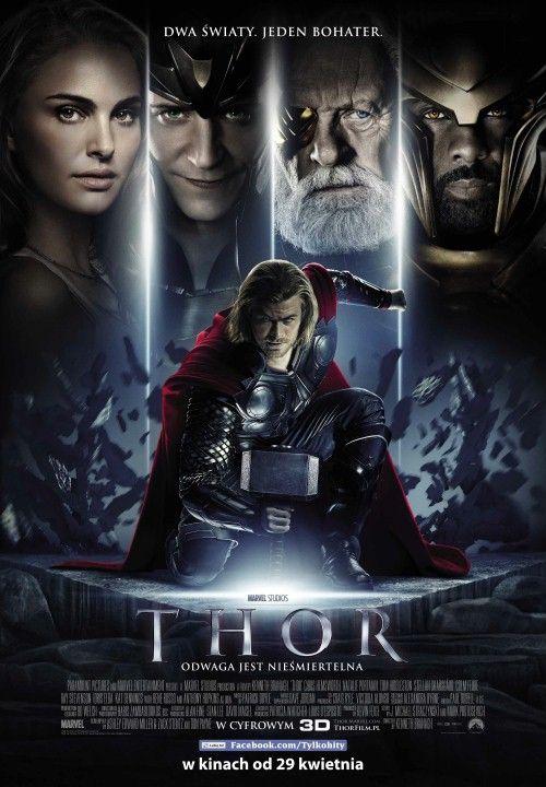 Thor (2011) TS.XviD-TaRiQ786 Z ANGiELSKiM DŹWIĘKIEM