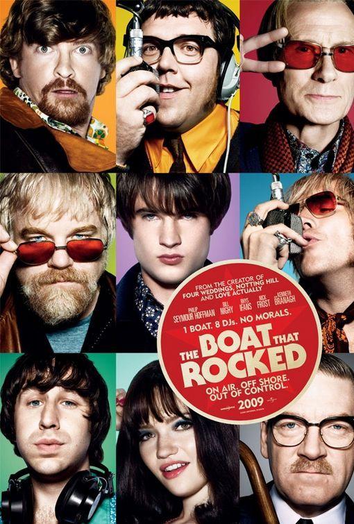 Radio Na Fali / The Boat That Rocked (2009) DVDRip Lektor PL