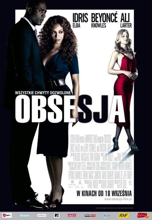 Obsesja / Obsessed (2009) BRRip Lektor PL
