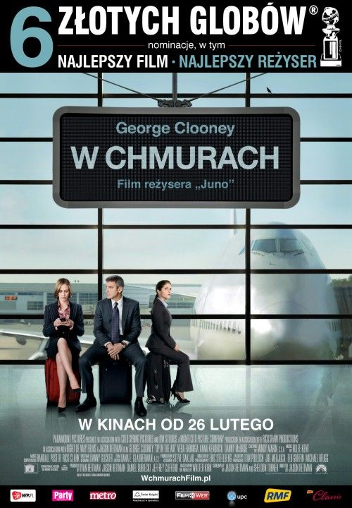W chmurach / Up in the Air (2009) DVDRip READ NFO XViD-G0M0Ri45 Lektor Polski ! Z DŹWIĘKIEM AC3! 5.1!