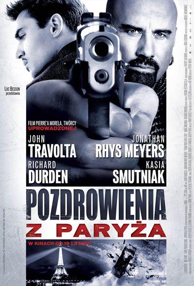 Pozdrowienia z Paryża / From Paris with Love (2010) BRRip.XviD.AC3-MCK Lektor Polski ! Z DŹWIĘKIEM AC3! 5.1!