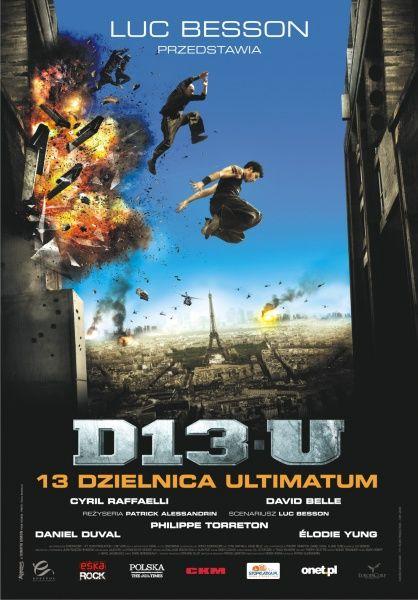 13 Dzielnica - Ultimatum / Banlieue 13 - Ultimatum (2009) DVDRip Lektor PL