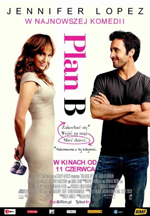 Plan B / The Back-up Plan (2010) DVDRiP.XViD-ER - Lektor PL