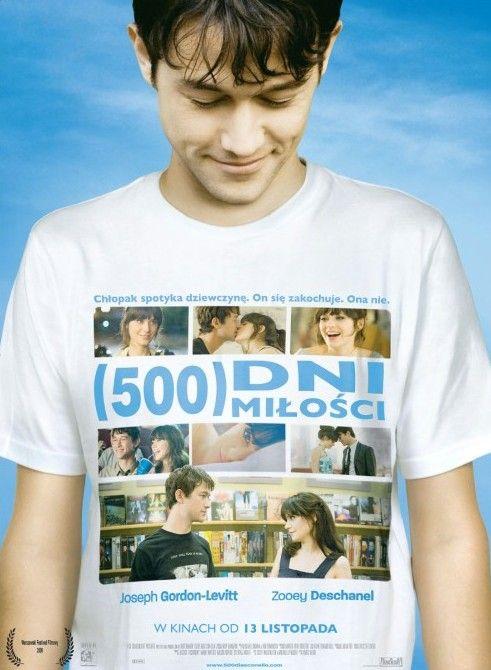 500 dni miłości / (500) Days of Summer (2009) BRRip XviD AC3.4HS Lektor PL Z DŹWIĘKIEM AC3! 5.1!