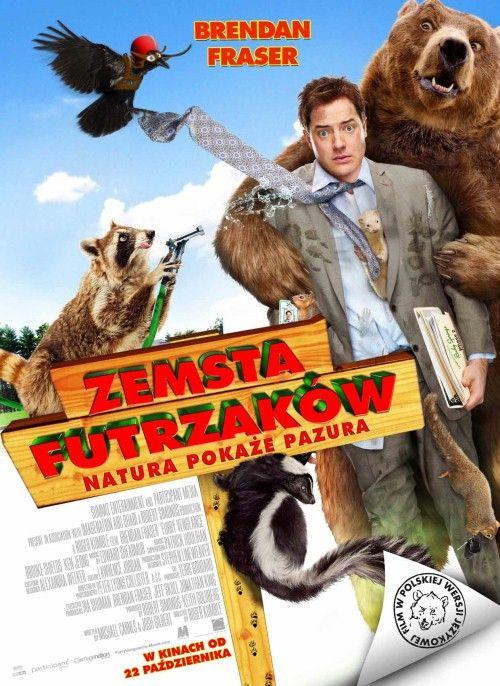 Zemsta Futrzaków / Furry Vengeance (2010) PLDUB.DVDRip.XviD-JB Profesjonalny Dubbing PL