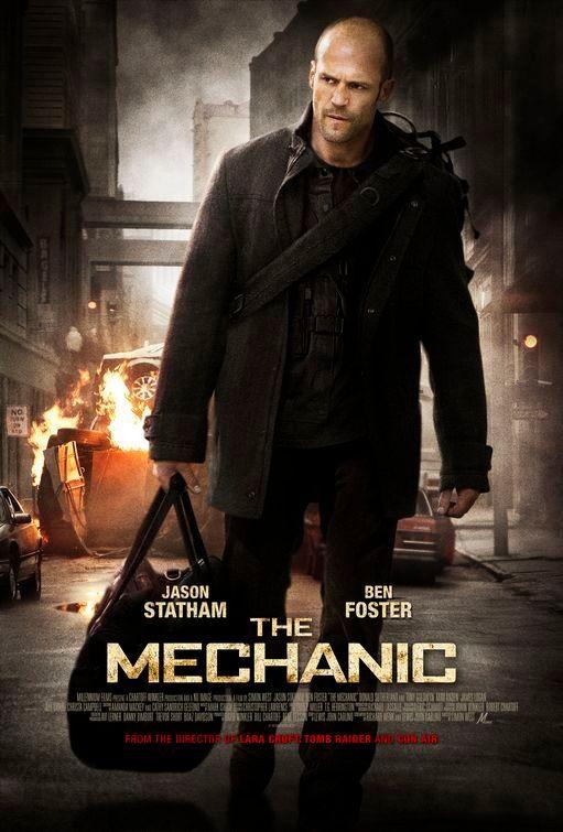 Mechanik Prawo zemsty / The Mechanic (2011) BRRip XviD Lektor PL