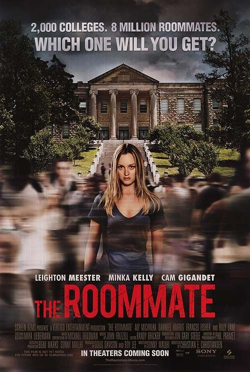 Współlokatorka / The Roommate (2011) PL.480p.BRRip.XviD-J25 - Profesjonalny Lektor PL