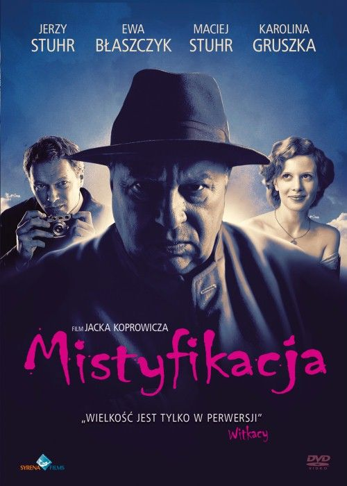 [TB] Mistyfikacja (2010) DVDRip XViD - Film Polski ! Z DŹWIĘKIEM AC3! 5.1
