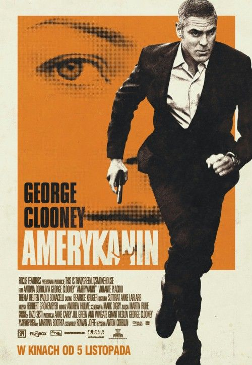 Amerykanin / The American (2010) R5.LiNE.XviD-WBZ