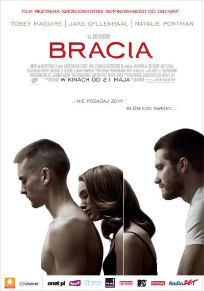Bracia / Brothers (2009) DVDRiP.XviD-REViVE Lektor Polski !