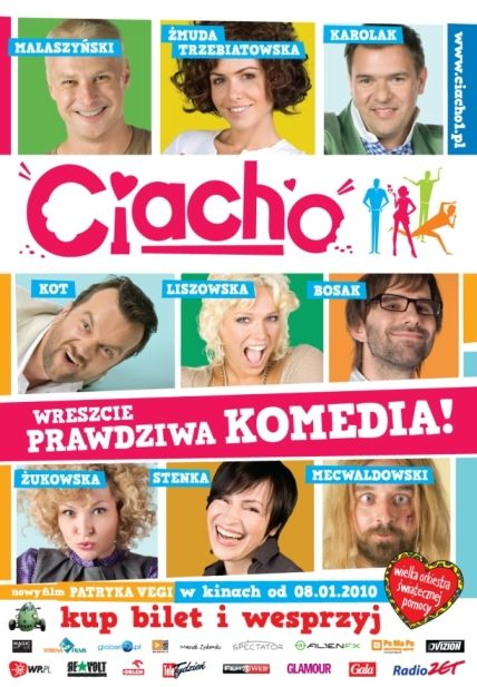 Ciacho (2009) DVDRip.XViD-N30CR4ZY Film Polski !