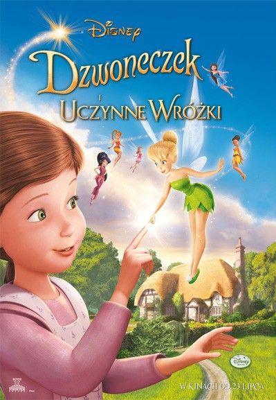 Dzwoneczek i uczynne wróżki / Tinker Bell and the Great Fairy Rescue (2010) MD.BDRip.XviD-PolishBits Lektor Dubbing !
