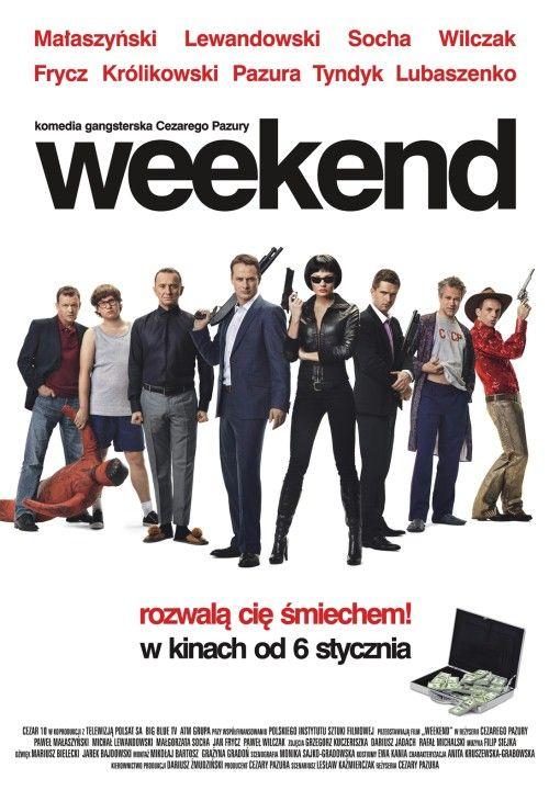 Weekend (2011) PL.DVDRip.XViD-5F - Film Produkcji Polskiej