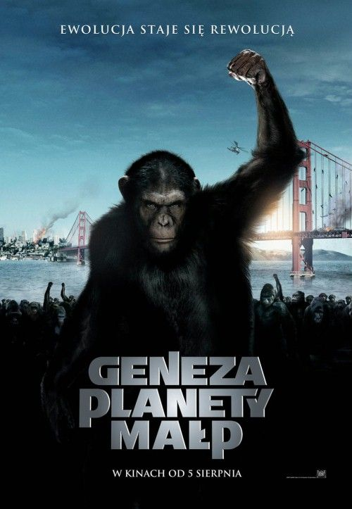 Geneza planety małp / Rise of the Planet of the Apes (2011) Napisy PL