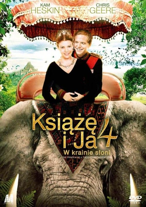 Ksiaze i Ja 4 W Krainie Sloni / Prince And Me 4 The Elefant Adventure (2010) DVDRip.XViD-G0M0Ri45 Lektor Polski !