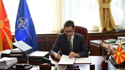 Претседателот Пендаровски потпиша укази на четири системски закони и на Законот за енергетика