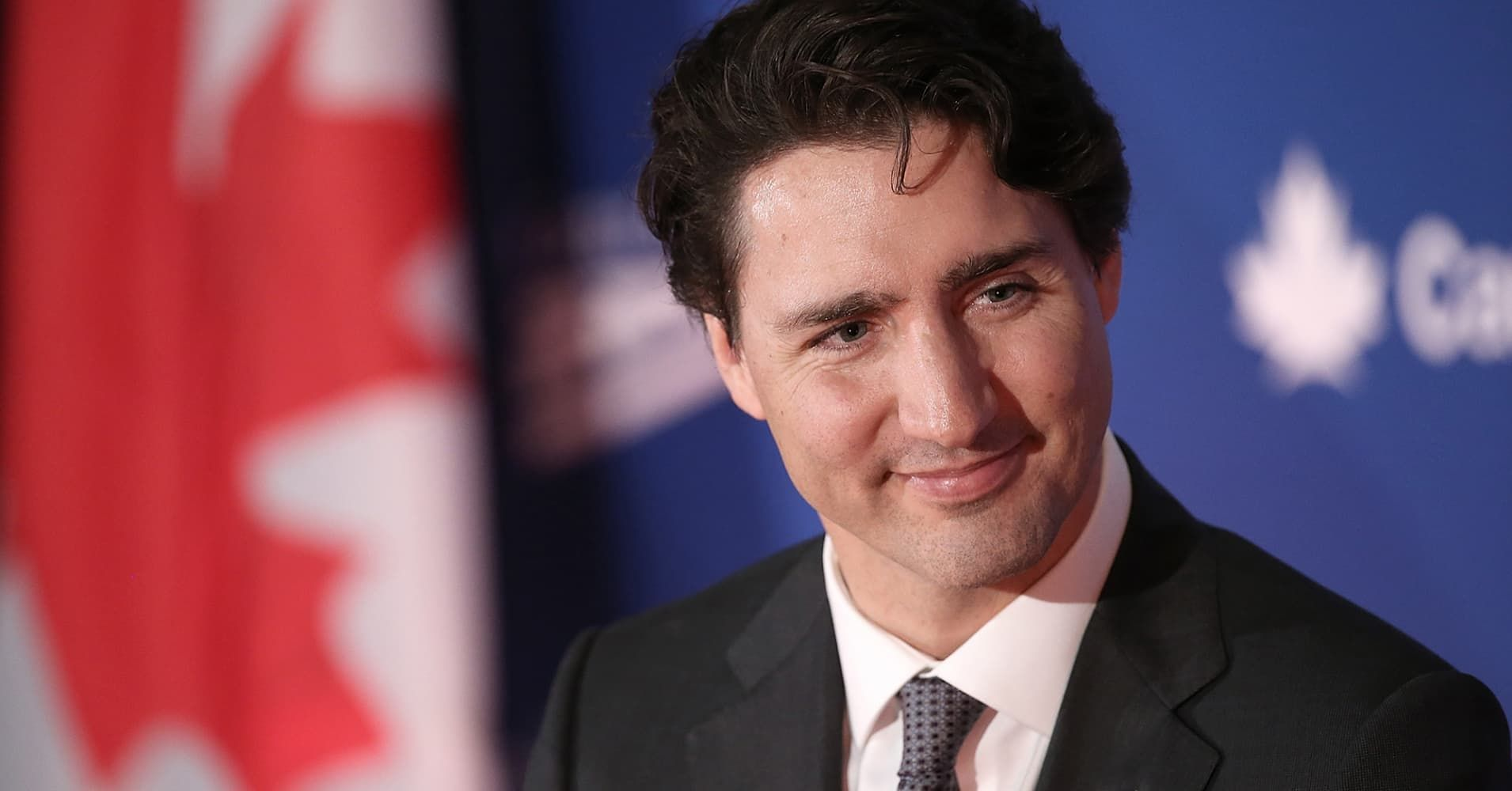 Trudeau's plan to lure Silicon Valley investors to Canada