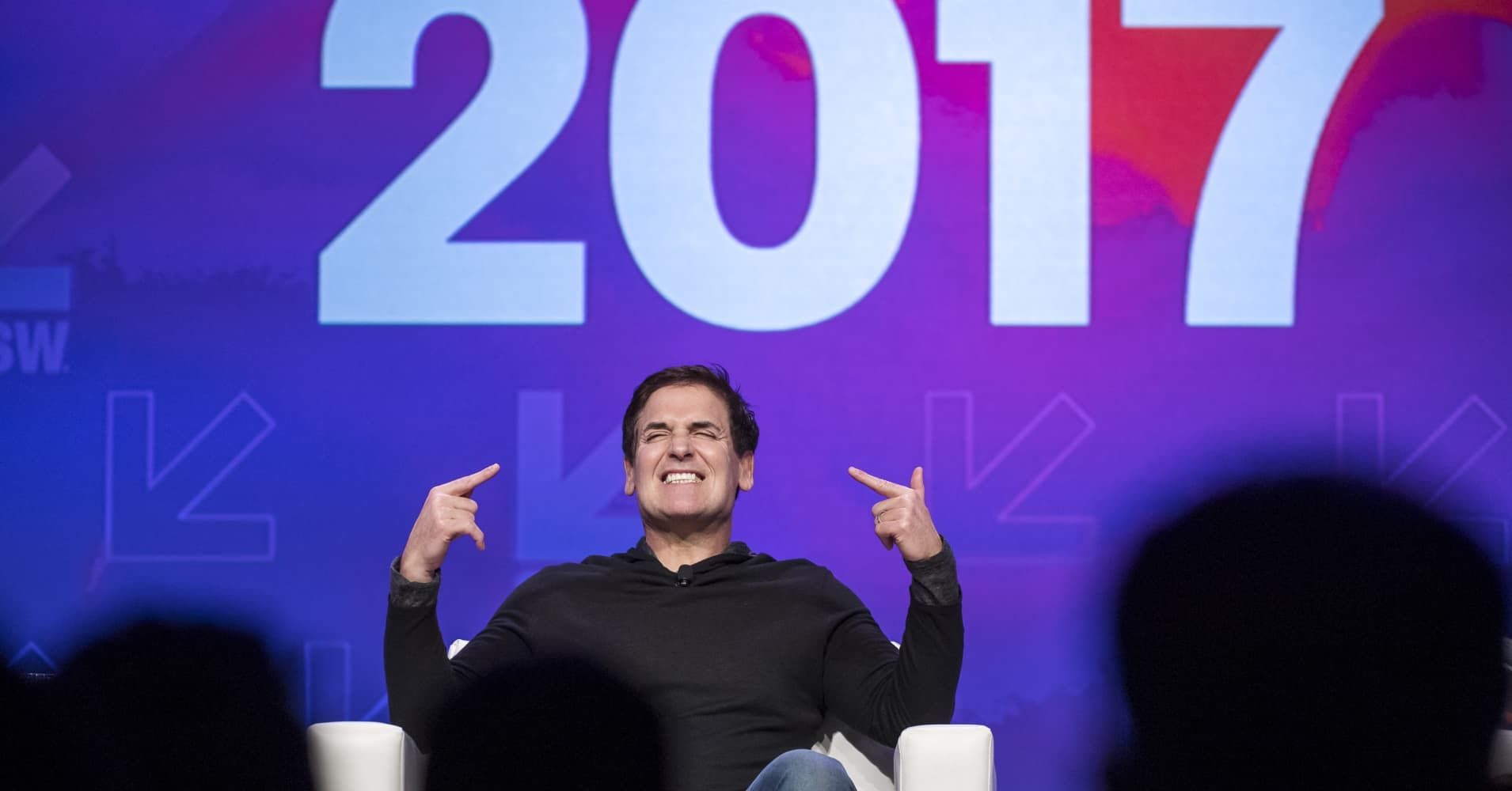 Mark Cuban: The world's first trillionaire will be an artificial intelligence entrepreneur