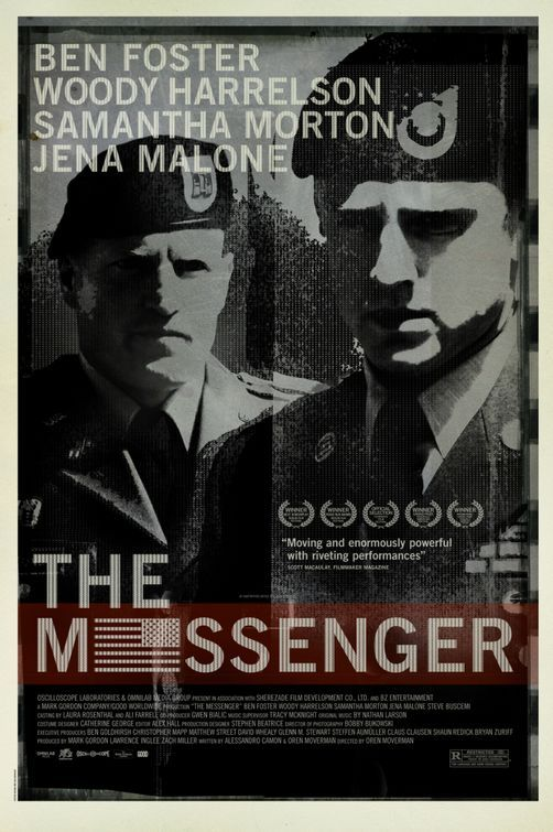 The Messenger (2009) LIMITED.DVDRip.XviD-AMIABLE