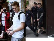 從俄國落難孖寶罪成入獄細數部份於職業生涯期間入獄的球員 最後一班讓無數...