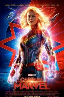 3D - CAPTAIN MARVEL