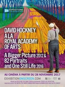 EOS: David Hockney in der Royal Academy of Arts