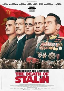 The DEATH OF STALIN im englischen Origin