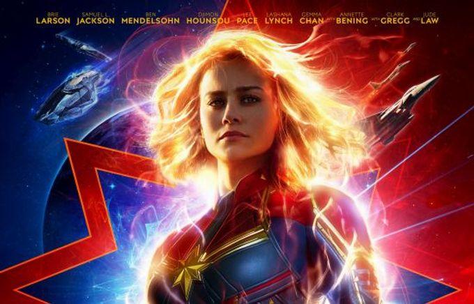《Marvel隊長》正式預告片和海報曝光!!