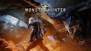 《魔物獵人 世界》x《巫師 3》狩魔獵人傑洛特參戰!G級資料片「Icebo...