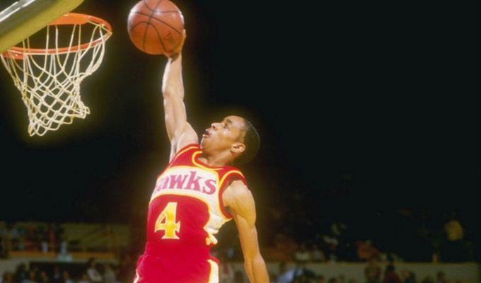 【NBA 傳奇】史上最矮灌籃王