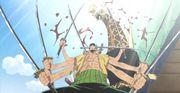 《海賊王》細數索隆的 8 次重傷