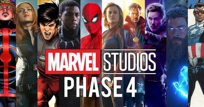 Marvel第四階段電影正式公佈!梁朝偉飾演滿大人 奇異博士開啟多重宇宙