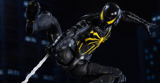 【 S.H.Figuarts 消息】Marvel's Spider-Man Anti Ock Suit