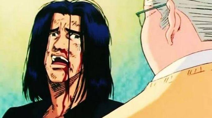 [K漫世界] - 男兒當入樽 - 不要放棄夢想 - 三井壽