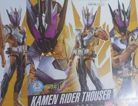 【幪面超人01】六騎Thouser造型搶先睇 帥氣邪氣十足的ZAIA社長