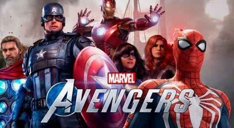 傳蜘蛛俠加入《Marvel's Avengers》但將會是PS平台獨占