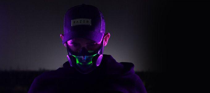電競界龍頭又RAZER又推新品,Project Hazel智能口罩誕生