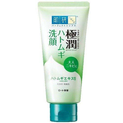 Hada-Labo肌研極潤健康深層清潔調理洗面乳