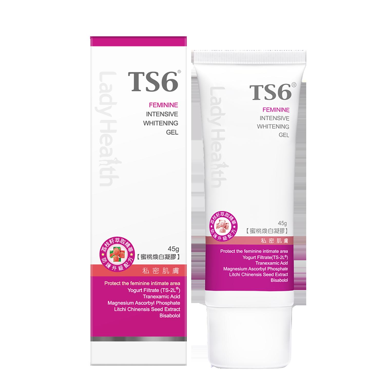 TS6蜜桃煥白凝膠