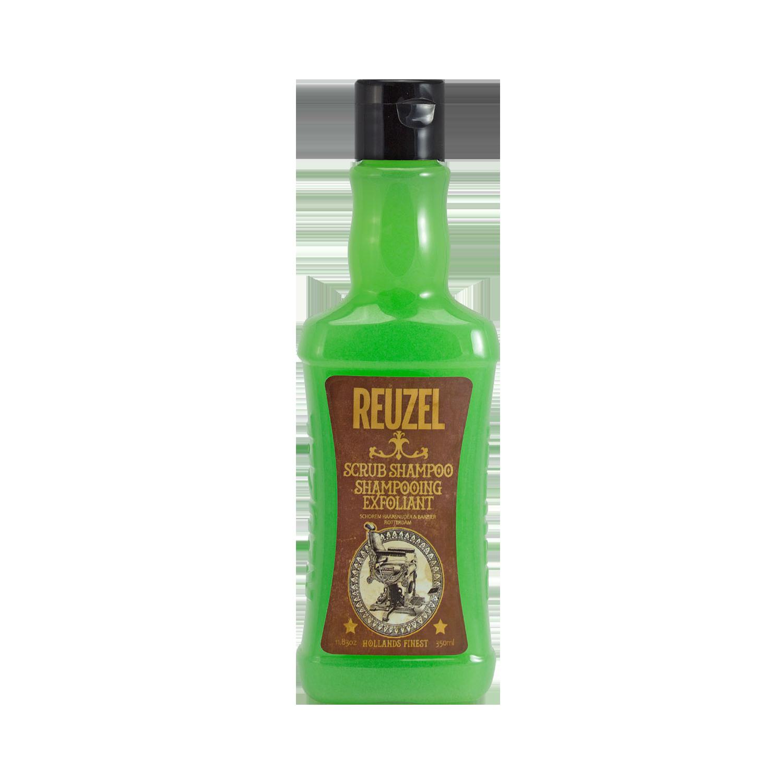 REUZEL脫油去角質保濕髮浴