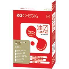 Kgcheck纖油美窈錠(30次)