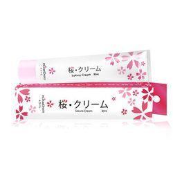 KilaDoll奇拉朵北海道櫻花美肌嫩白霜