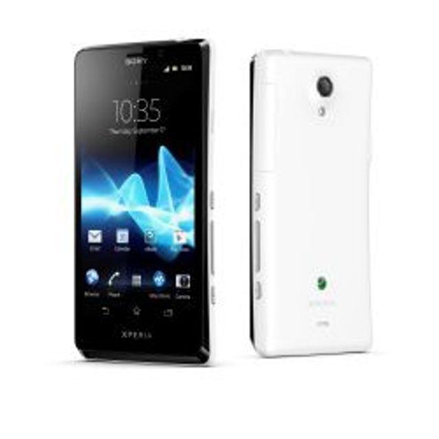 Sony台灣索尼XperiaV手機