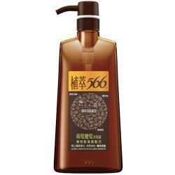 566健髮洗髮露(咖啡因固髮型)