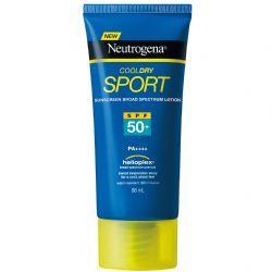 Neutrogena露得清極透氣清爽運動防曬乳SPF50+PA++++