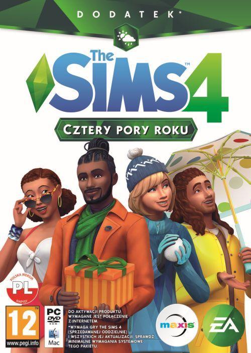 The Sims 4: Digital Deluxe Edition (2014) v1.44.77-ElAmigos [+Poradnik] / Polska wersja językowa