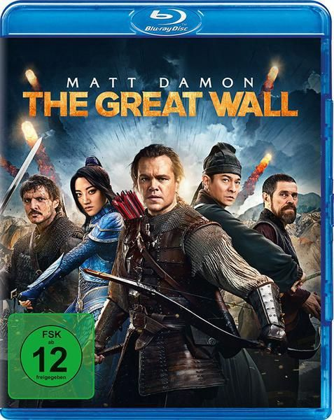 The Great Wall 2016 German DL 720p BluRay x264-4DDL