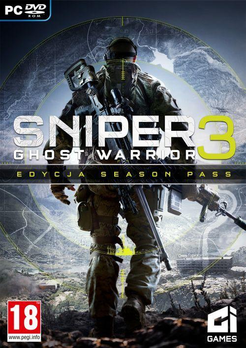 Sniper: Ghost Warrior 3 (2017) CPY / Polska wersja językowa